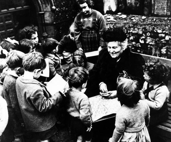 Maria Montessori'nin Hayatı